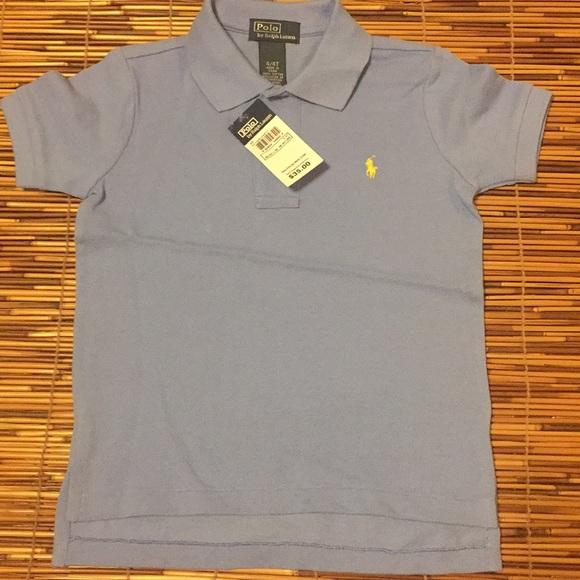 857288cbe Polo by Ralph Lauren Shirts & Tops | Nwt Ralph Lauren Polo Light ...